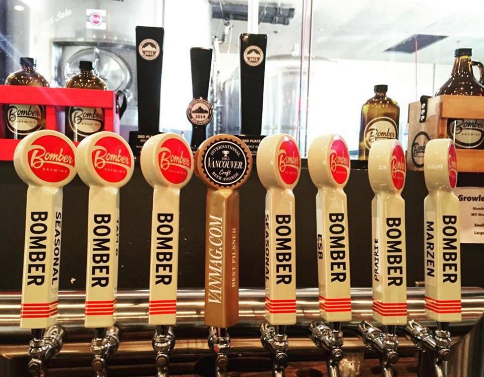 Best Breweries in Vancouver