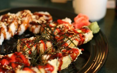 Top 5 Spots for Best Sushi in Vancouver
