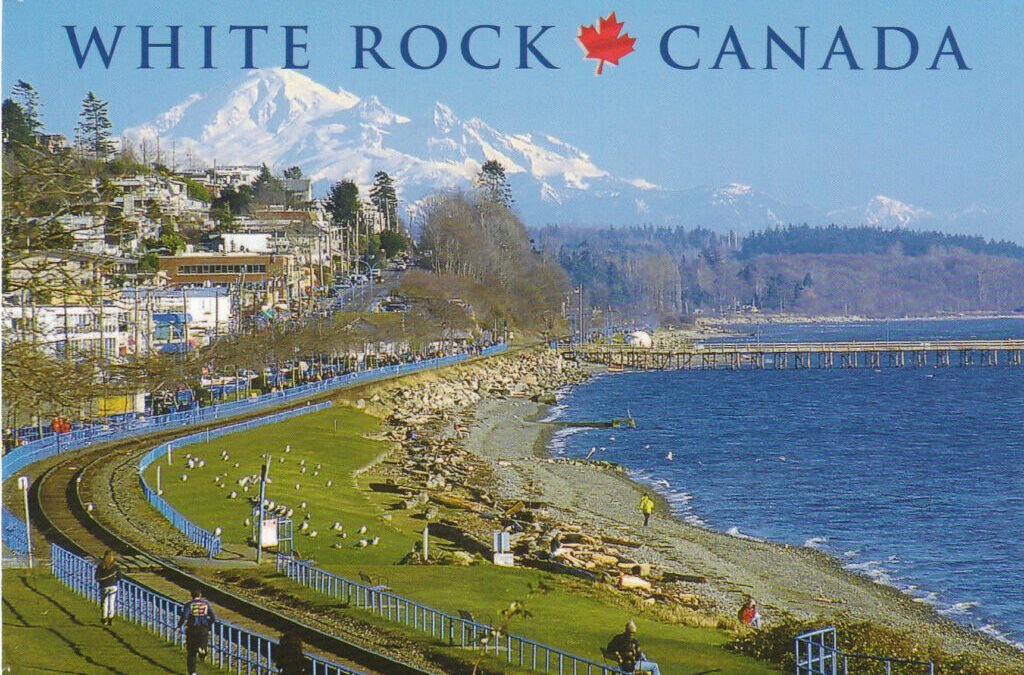 White Rock – Unraveling the chronicle