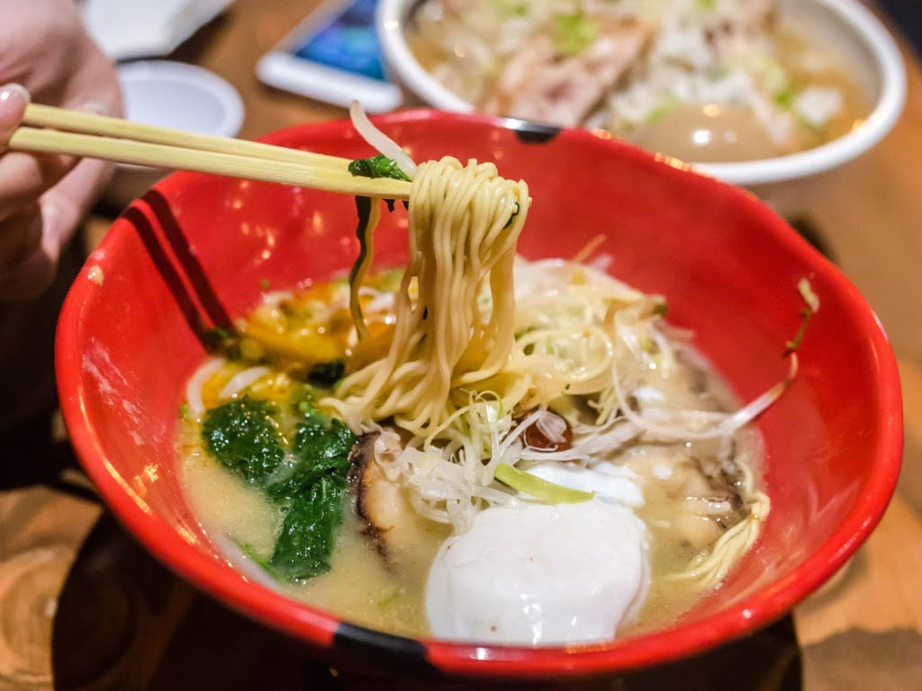 Restaurants for Best Ramen in Vancouver