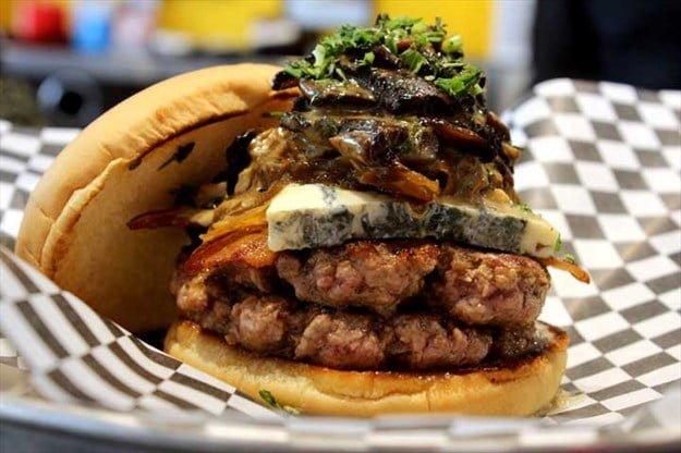 Best Burger in Toronto