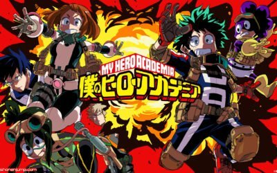 My Hero Academia Wallpapers, HD Images & Backgrounds