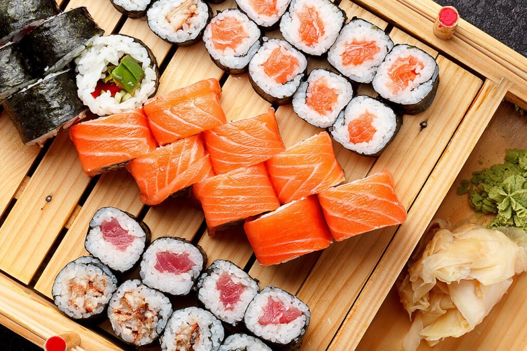 best restaurants for sushi in toronto