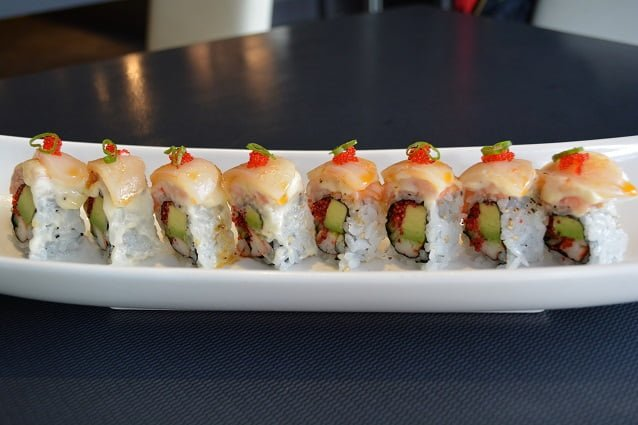 Ya Japanese Best Sushi in Toronto