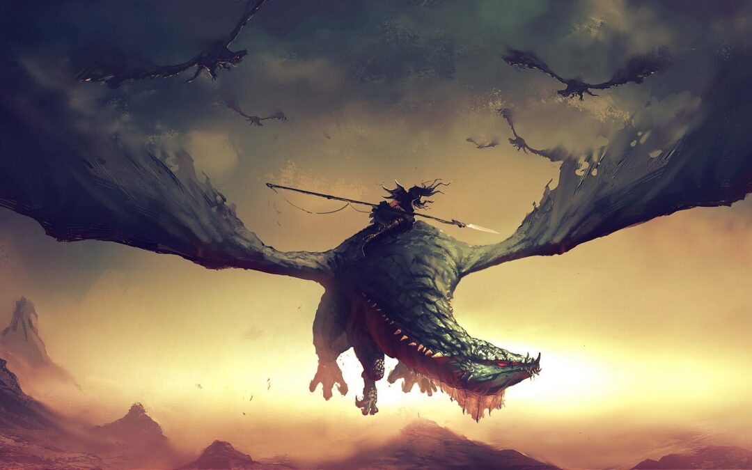 Dragon Wallpapers – Download Free HD Backgrounds