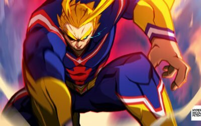 All Might Wallpaper – HD Backgrounds for Phone and Desktop