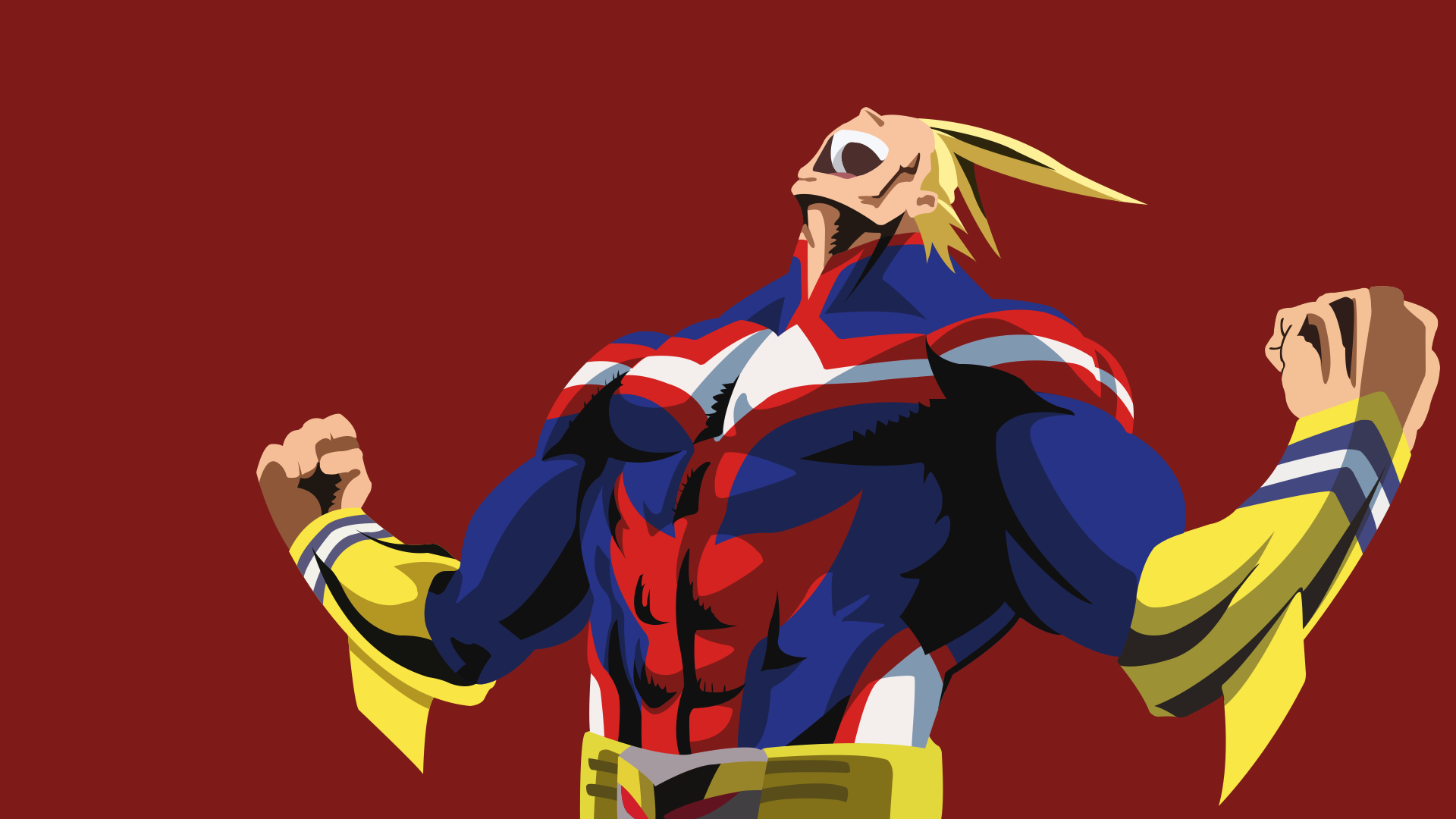 all might wallpapers