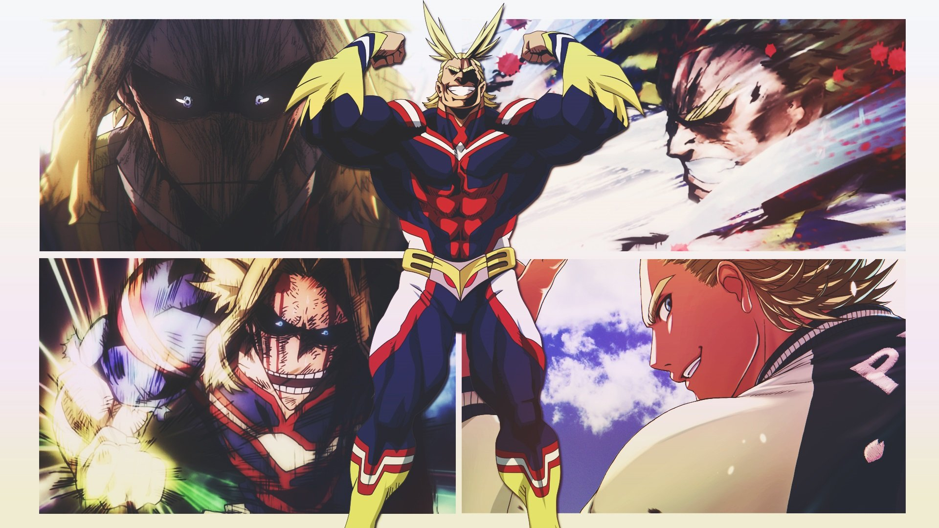 all might photos