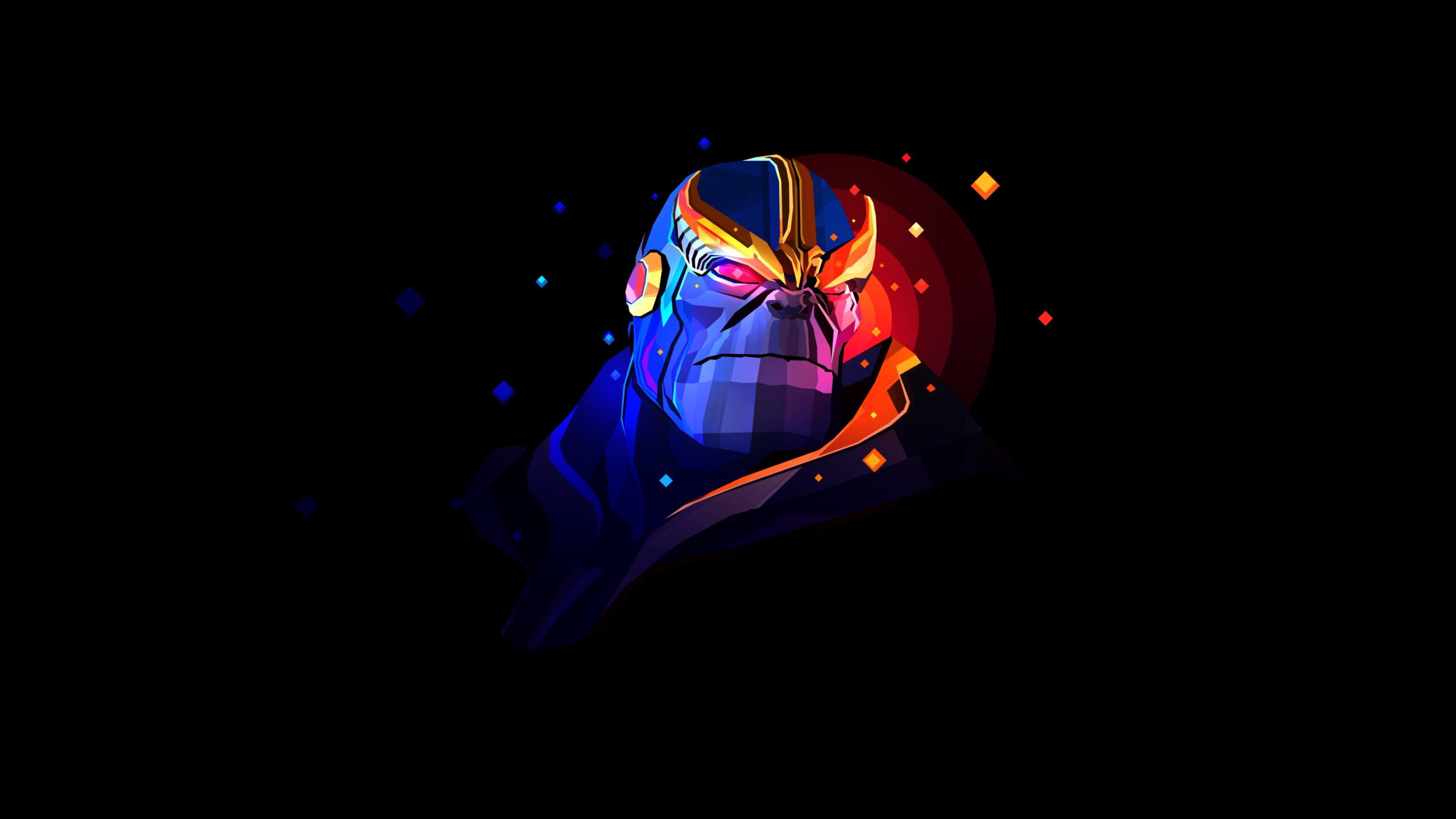 thanos wallpaper android