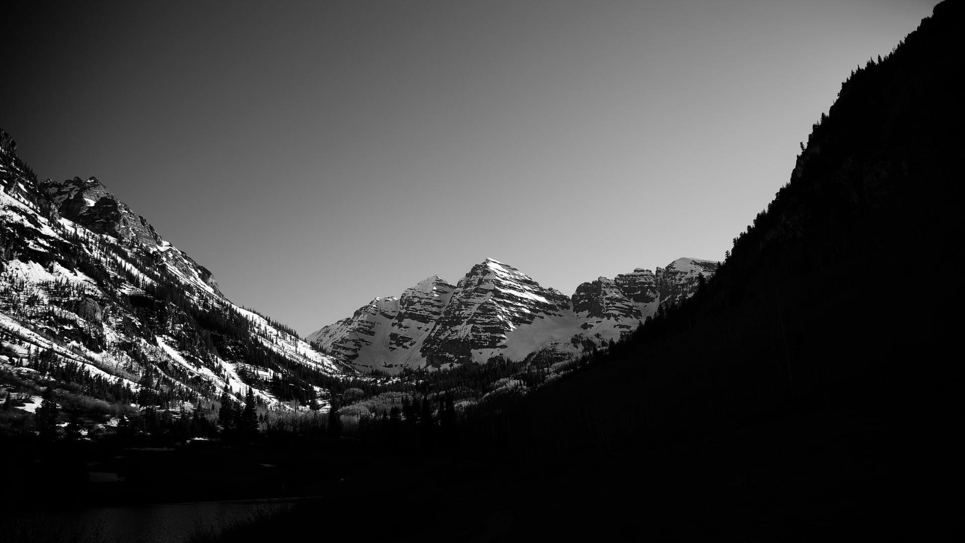 Black and White Images 4K
