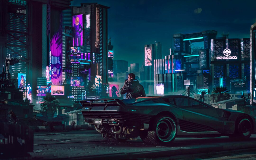 Cyberpunk 277 Wallpaper 4K