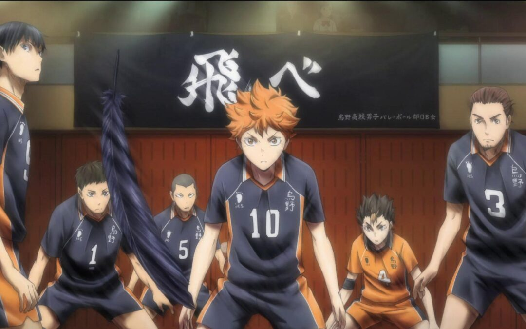 Haikyuu Wallpaper HD for Phone and Desktop