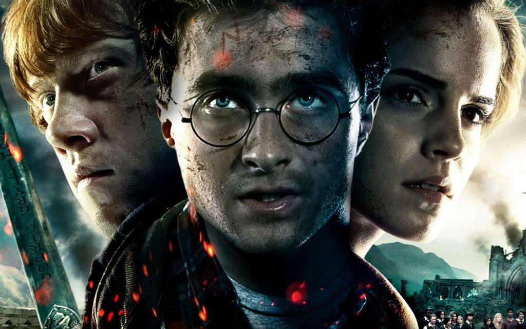 Harry Potter Wallpaper HD