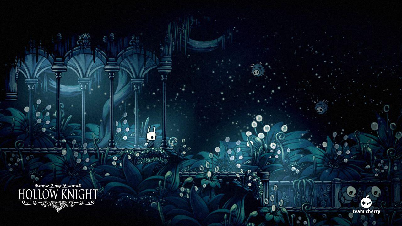 hollow knight wallpaper android