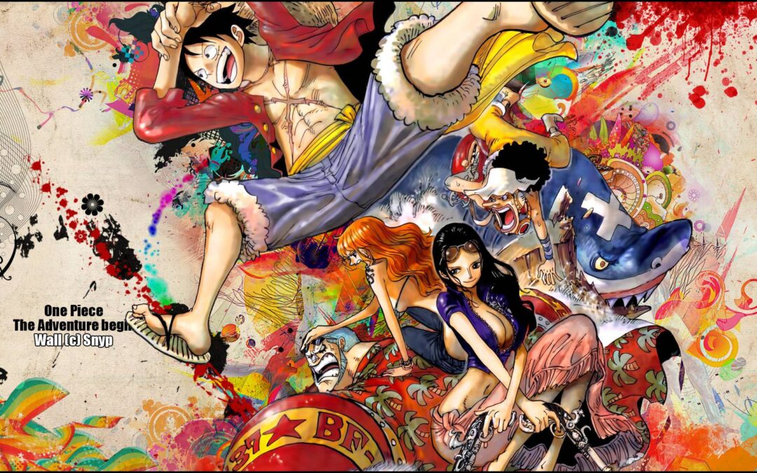 One Piece Wallpaper HD and 4K