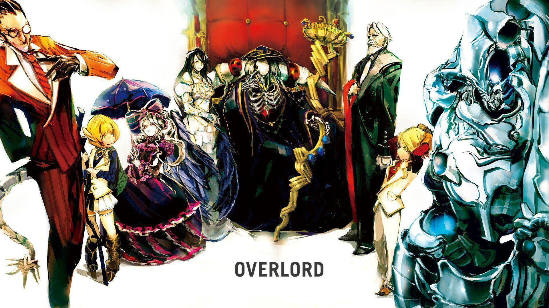 Overlord Wallpaper Images