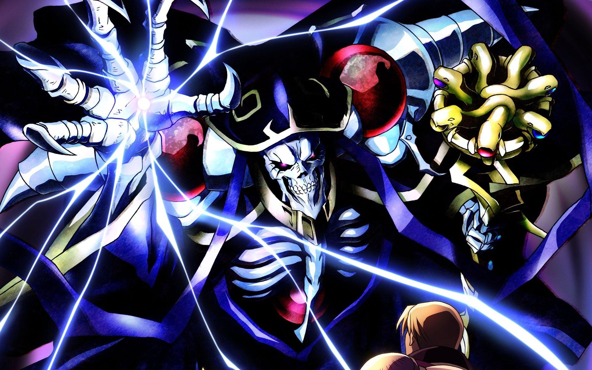 overlord wallpaper android