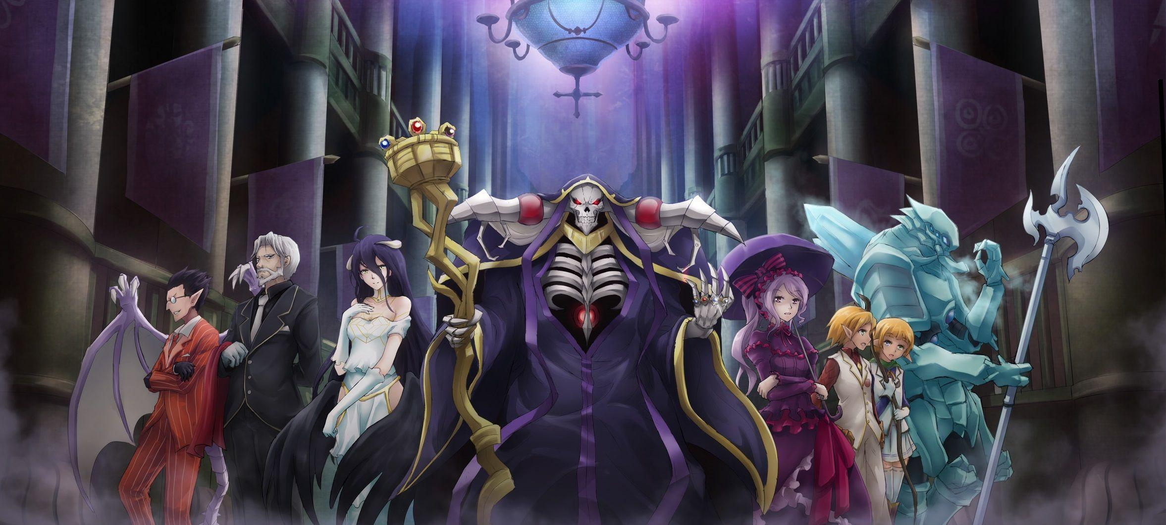 Overlord Wallpaper For Android Phone Download Free Images