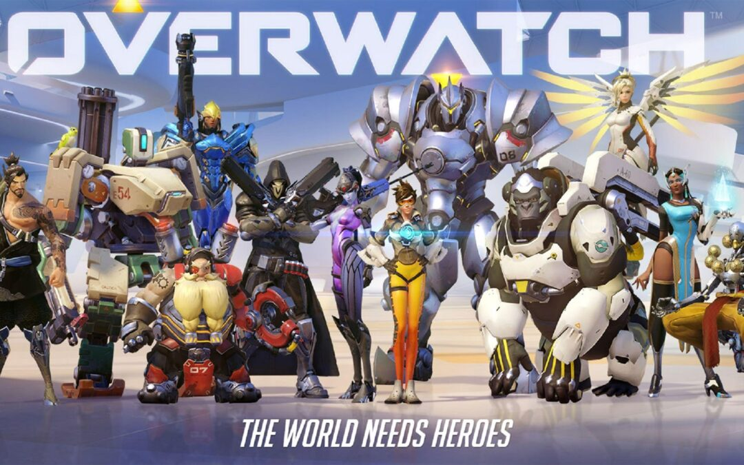 Overwatch Wallpaper – Download Background Images