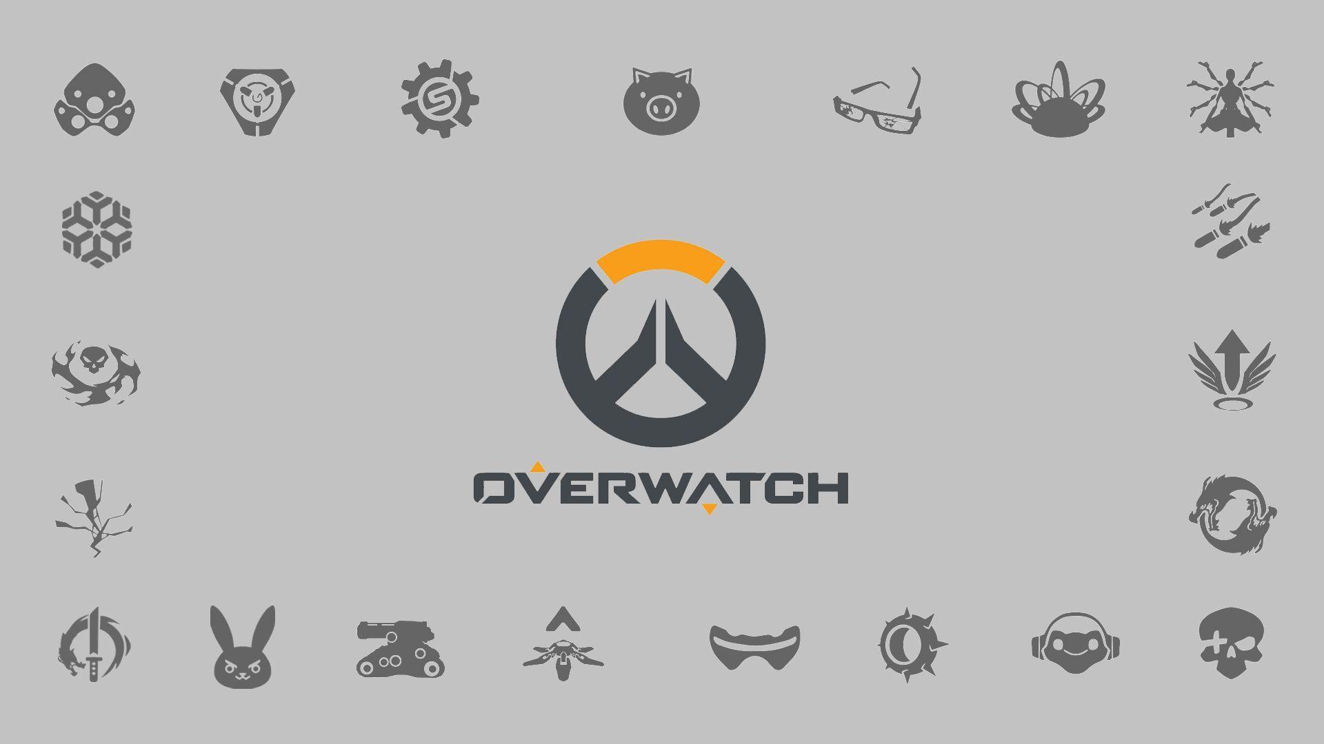 overwatch phone wallpaper