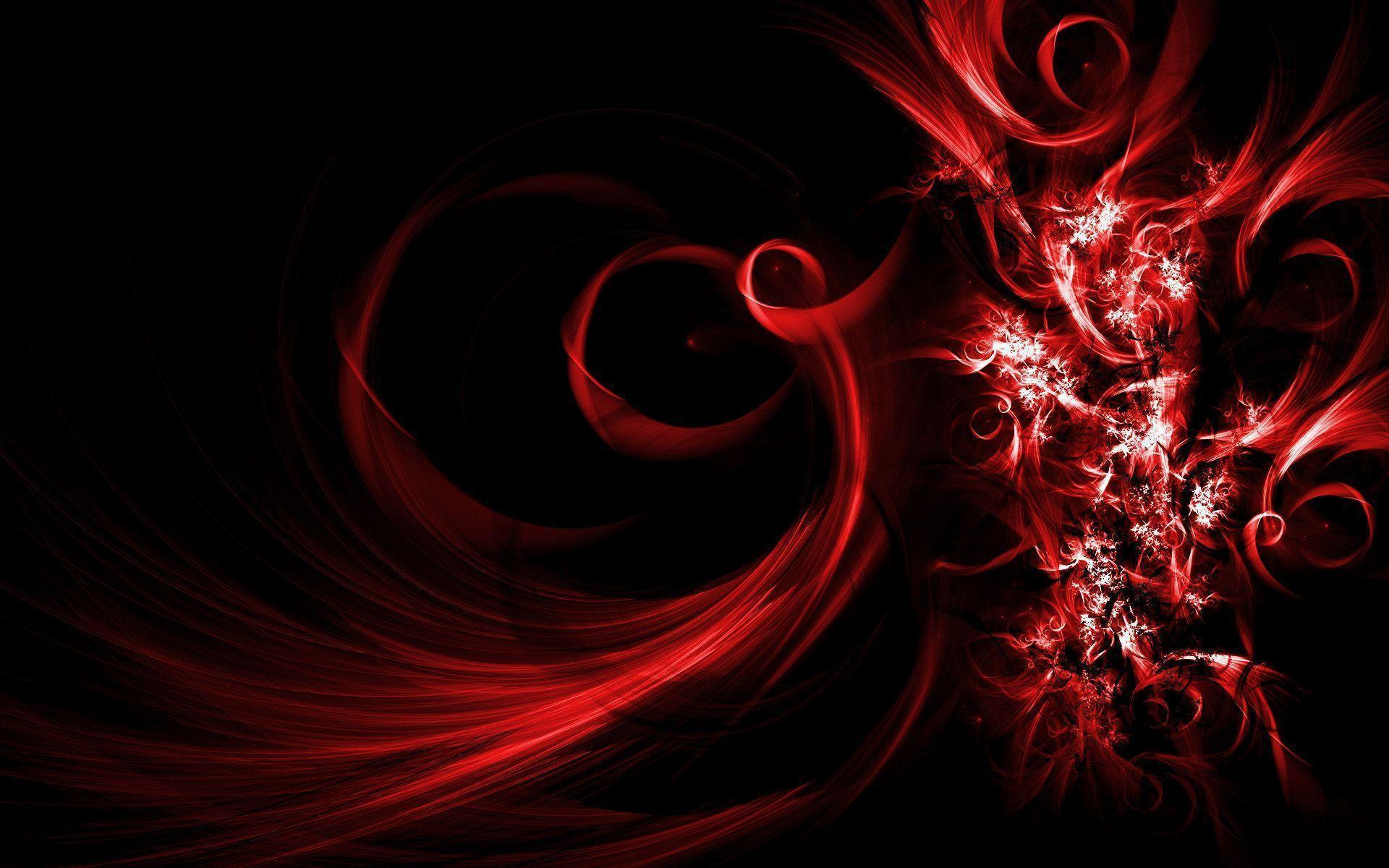 Red Wallpaper 4k