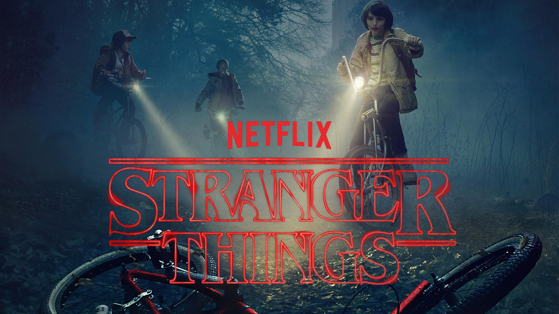 stranger things phone wallpaper