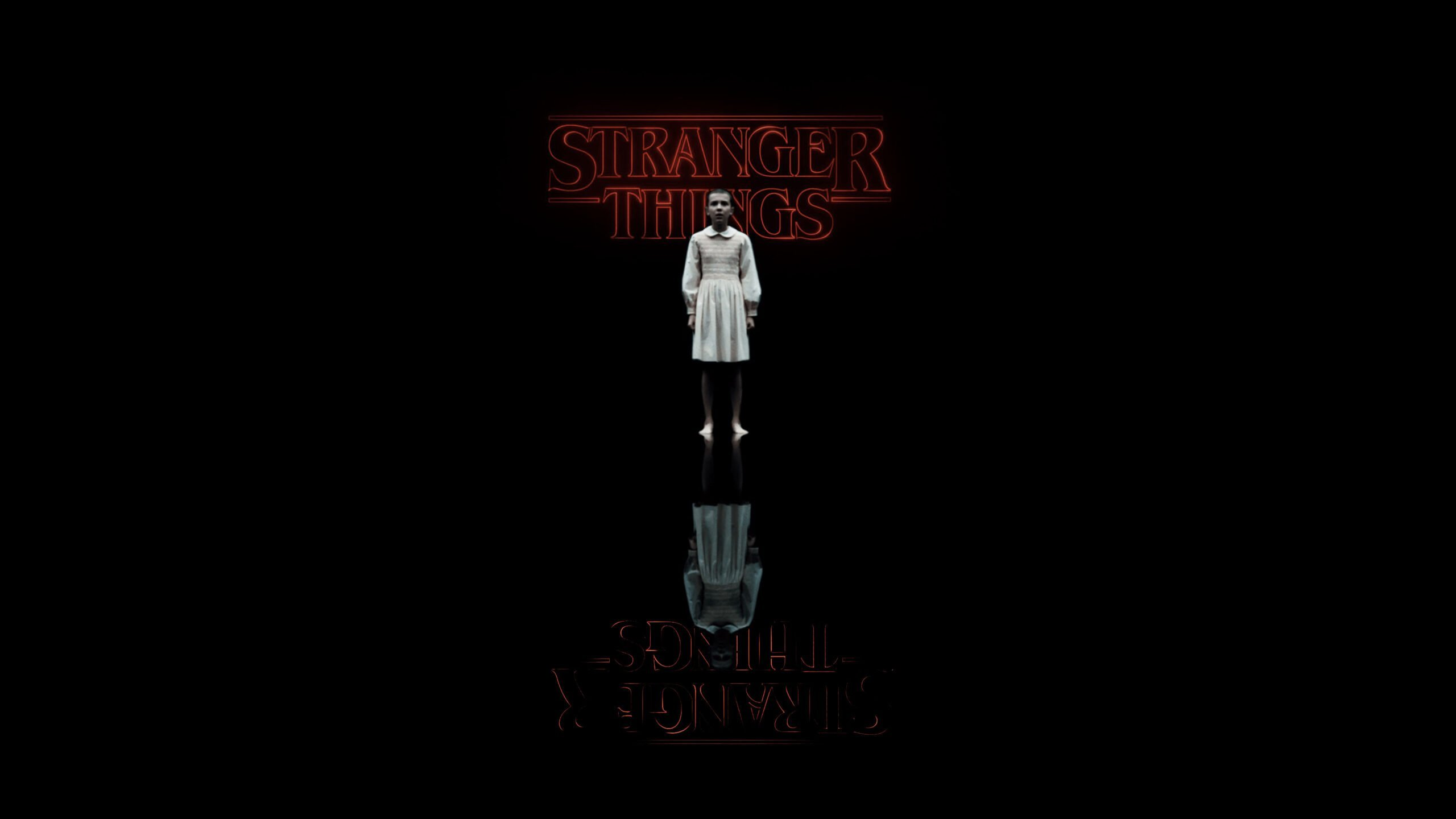 stranger things iphone wallpaper