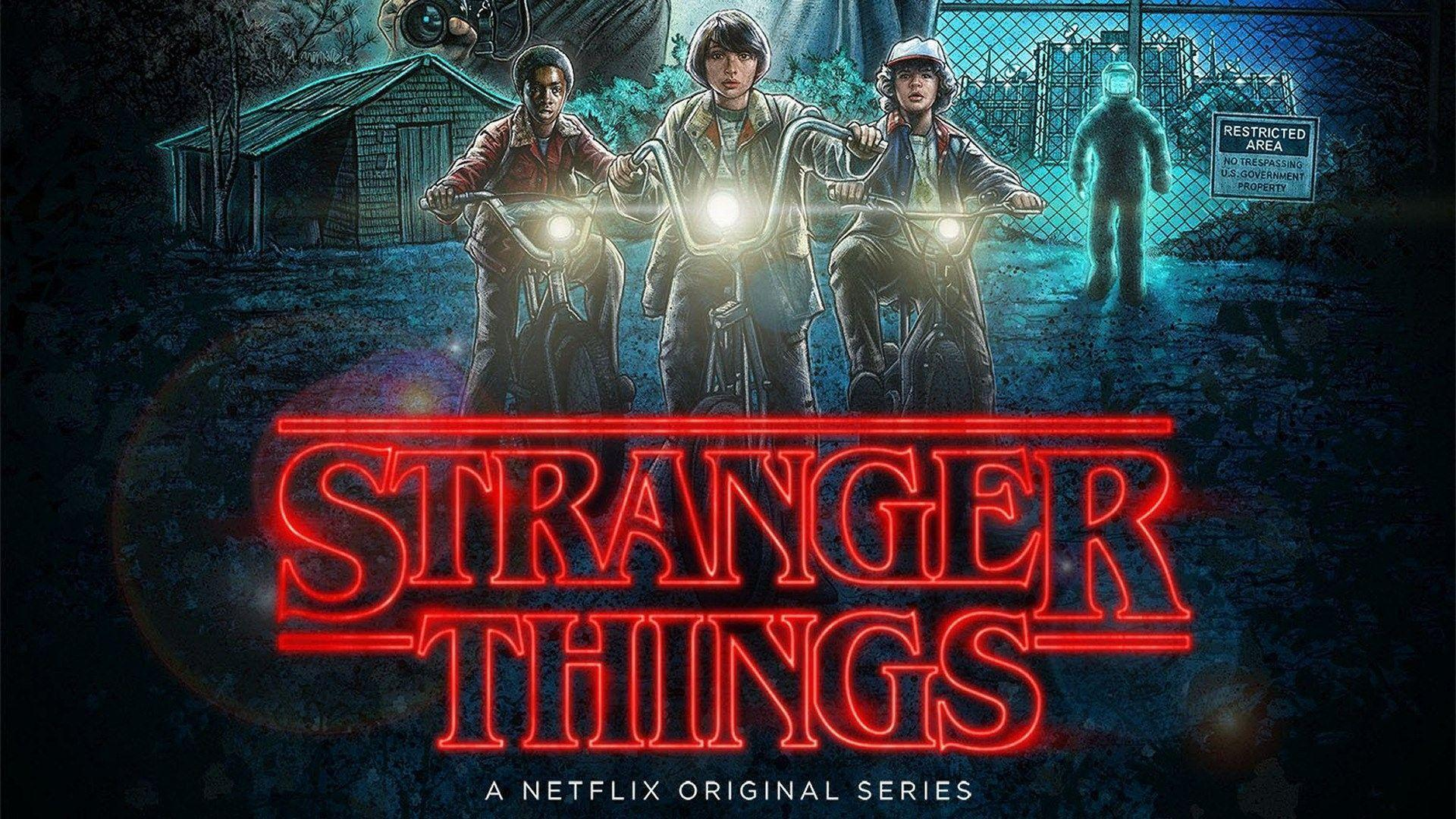 stranger things backgrounds