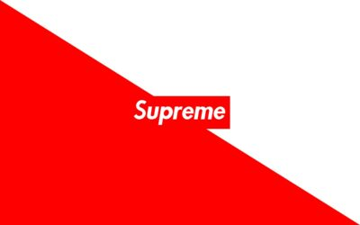 Supreme Wallpaper HD for iPhone and PC