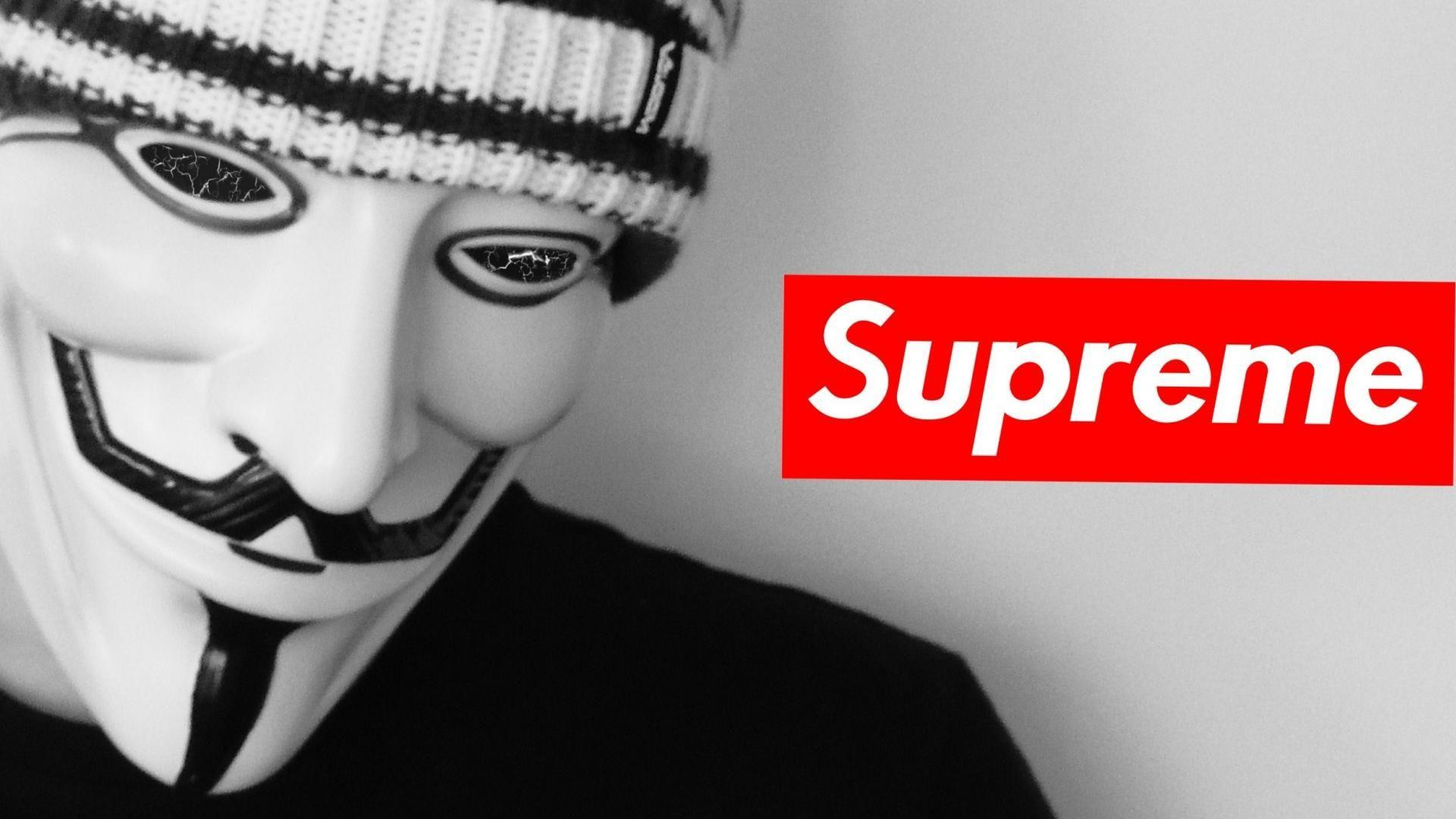 supreme wallpaper hd