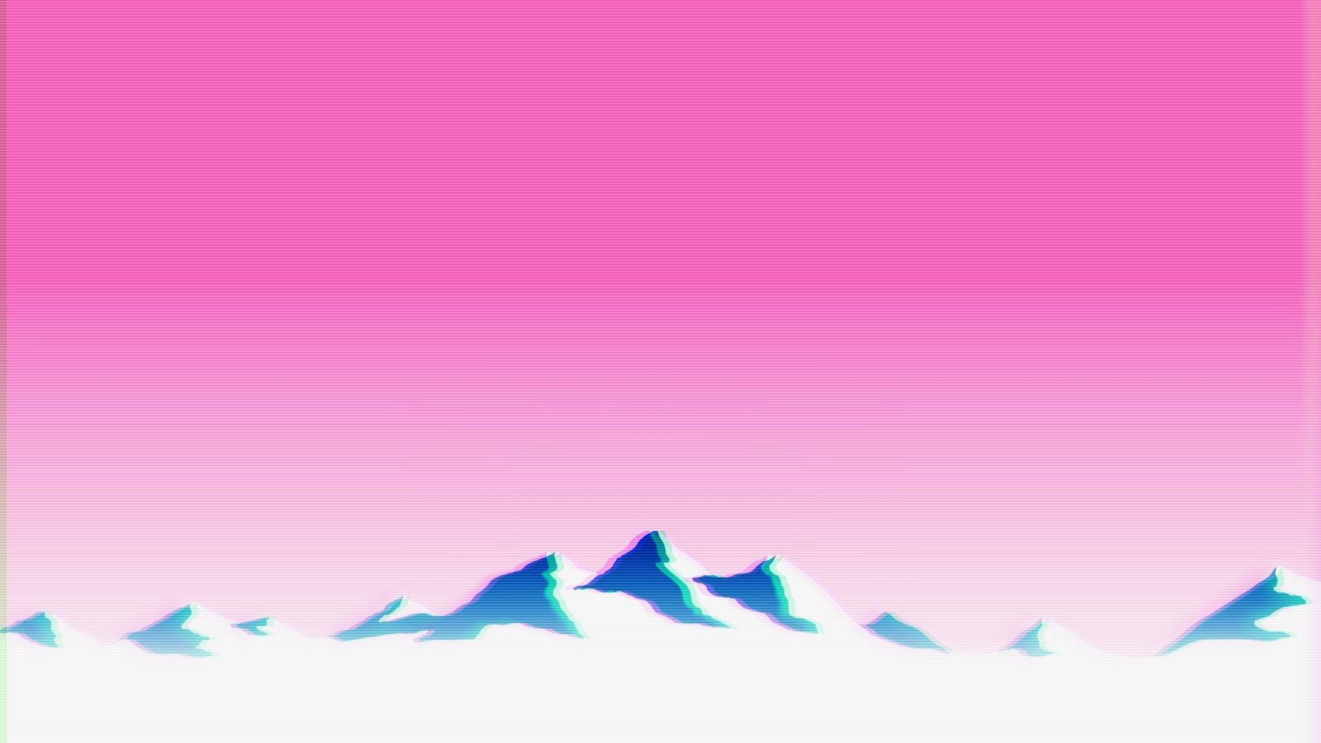 vaporwave aesthetic wallpaper