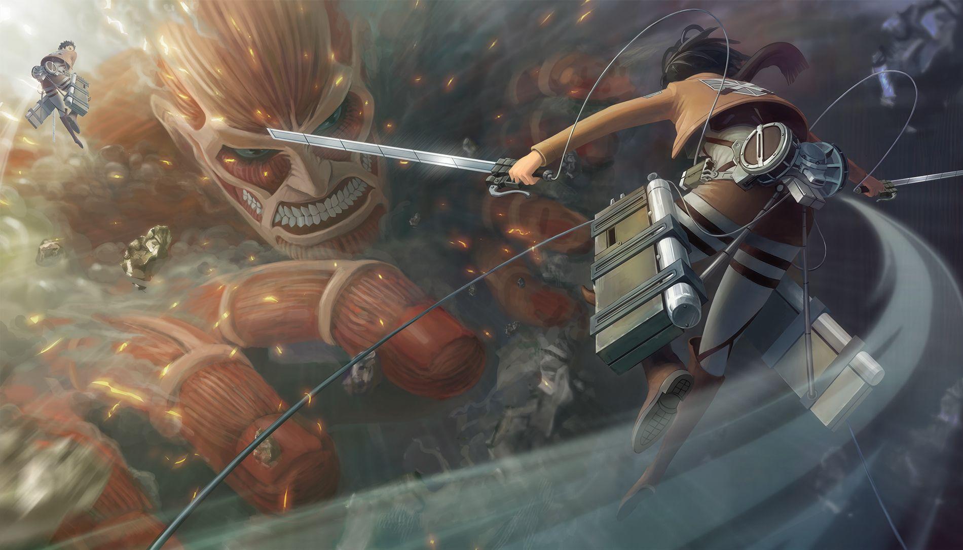 attack on titan photos