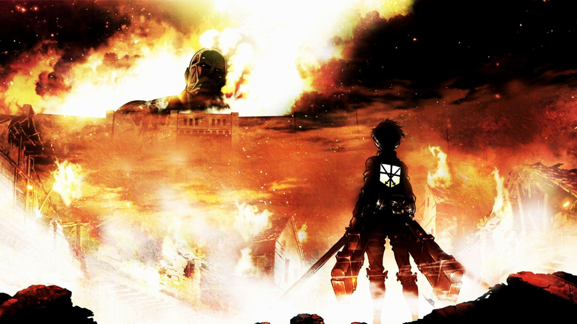 attack on titan backgrounds