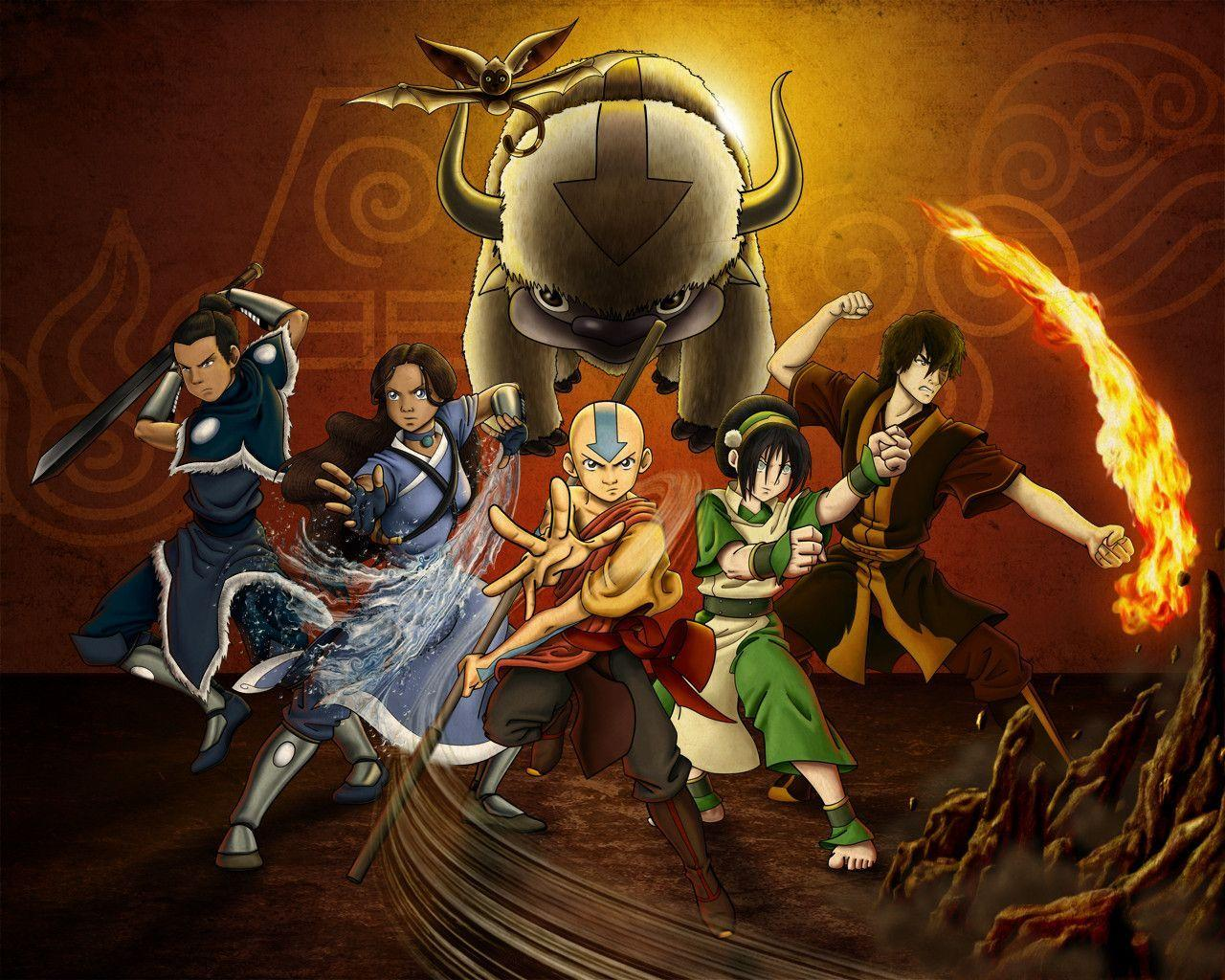 avatar the last airbender wallpaper android