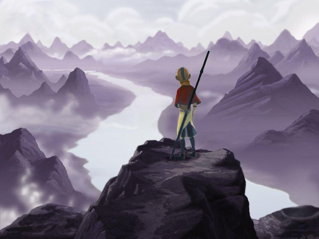 Wallpaper Avatar The Last Airbender