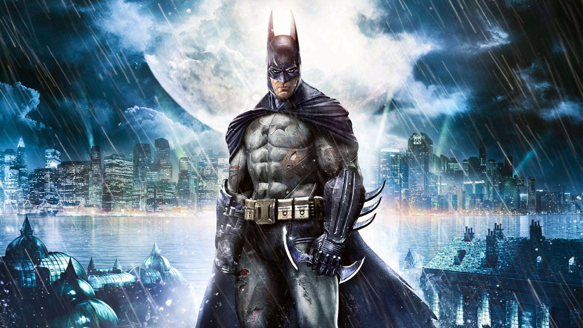 batman wallpaper 4k