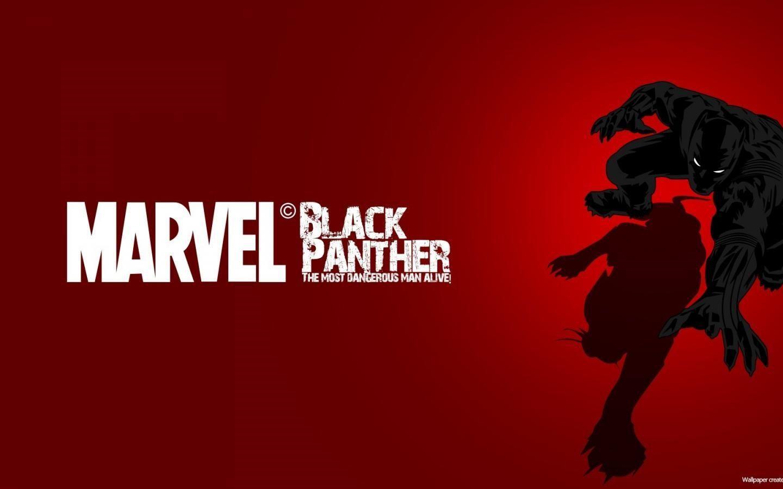 Wallpaper Black Panther