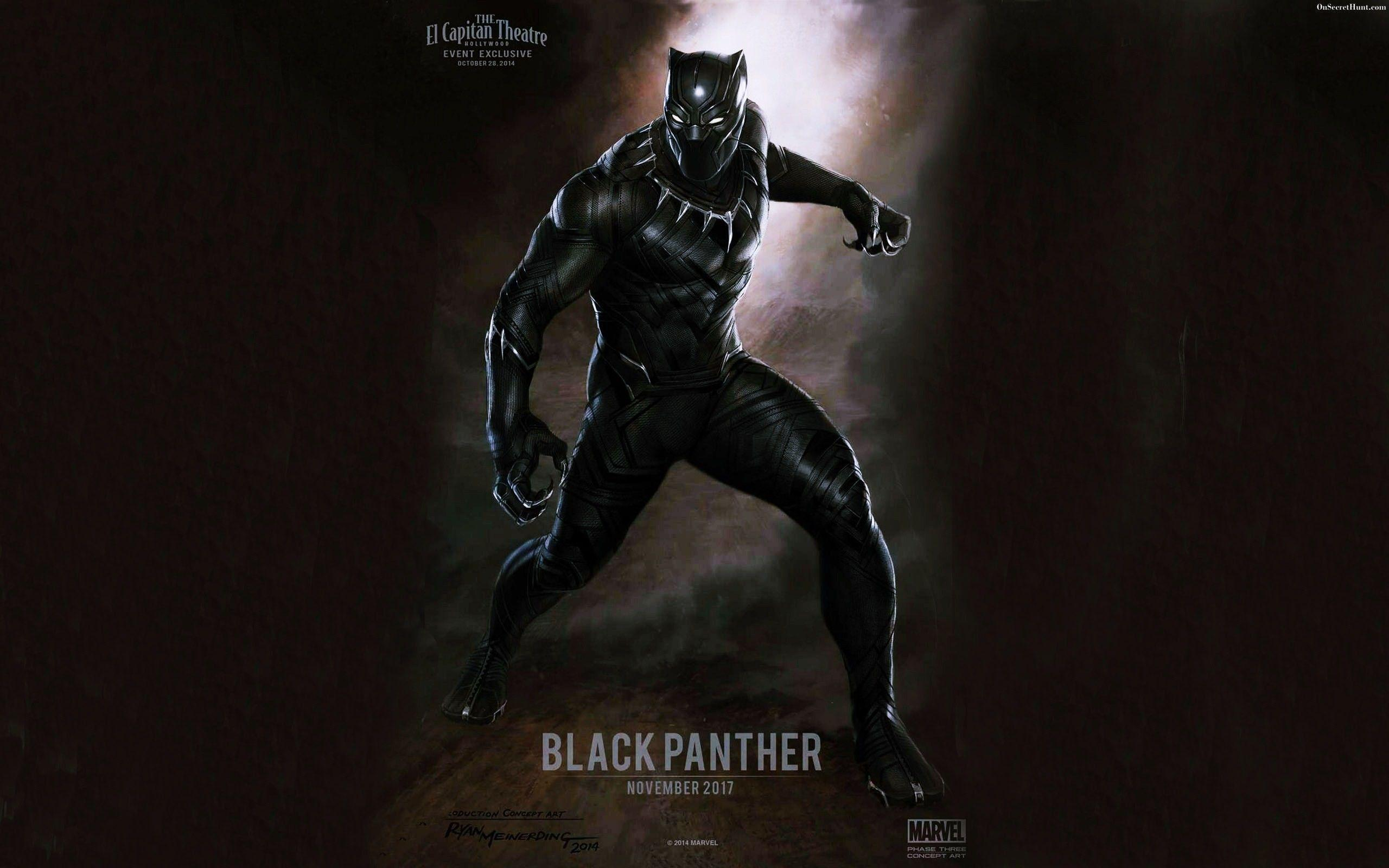 Black Panther backgrounds