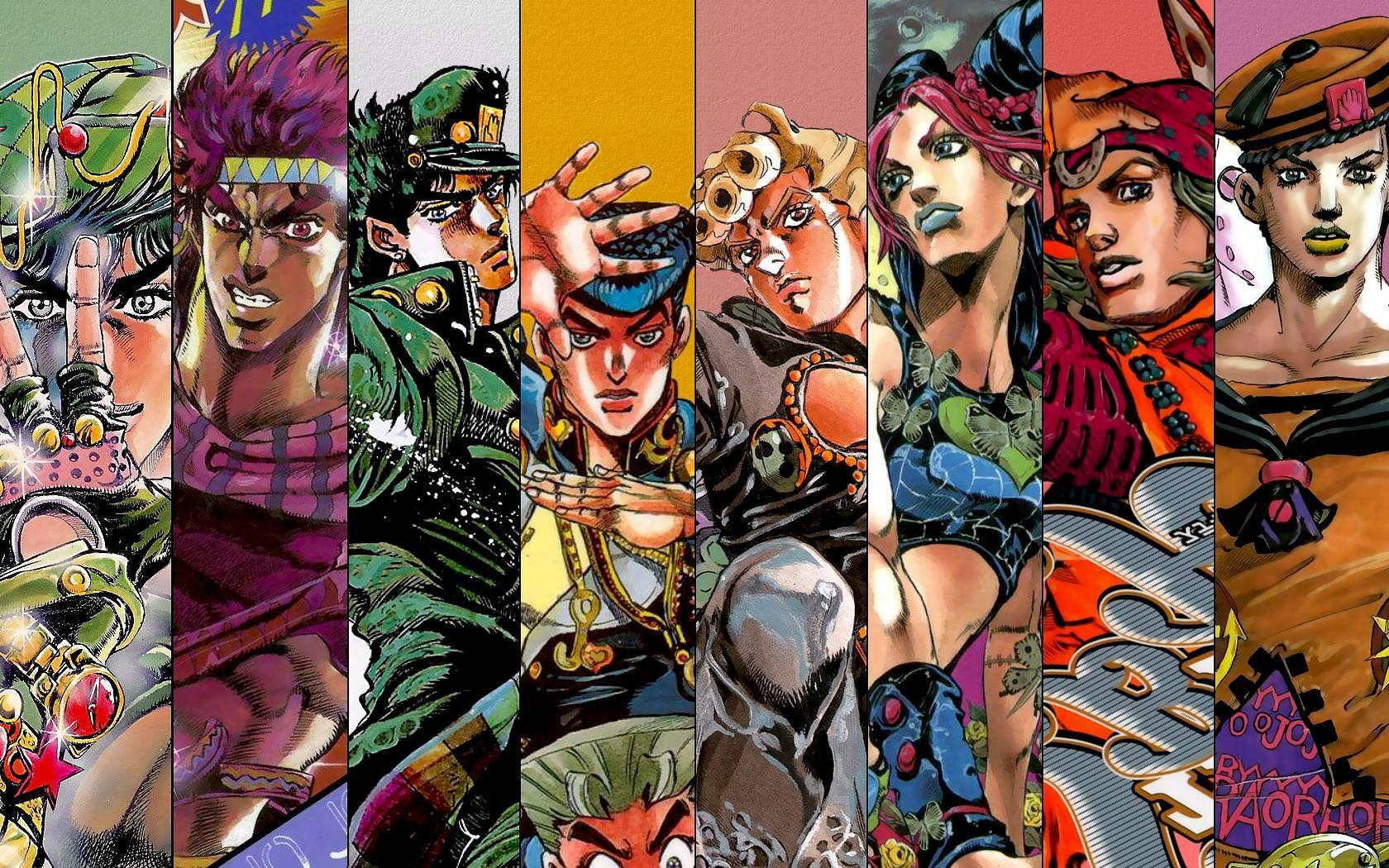 jojo wallpaper phone