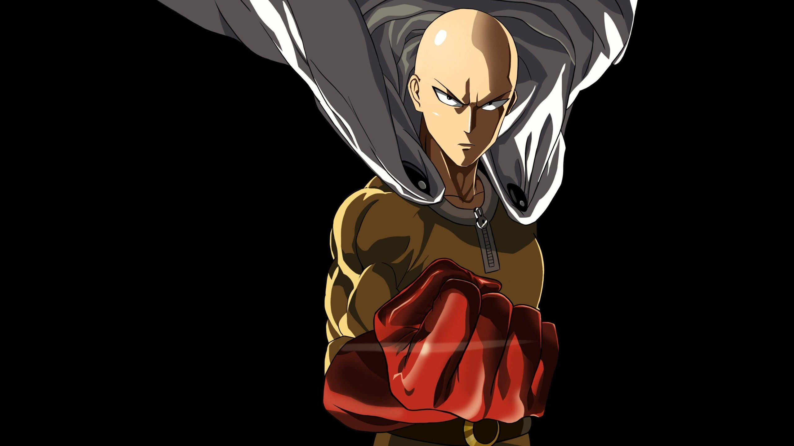one punch man wallpaper funny