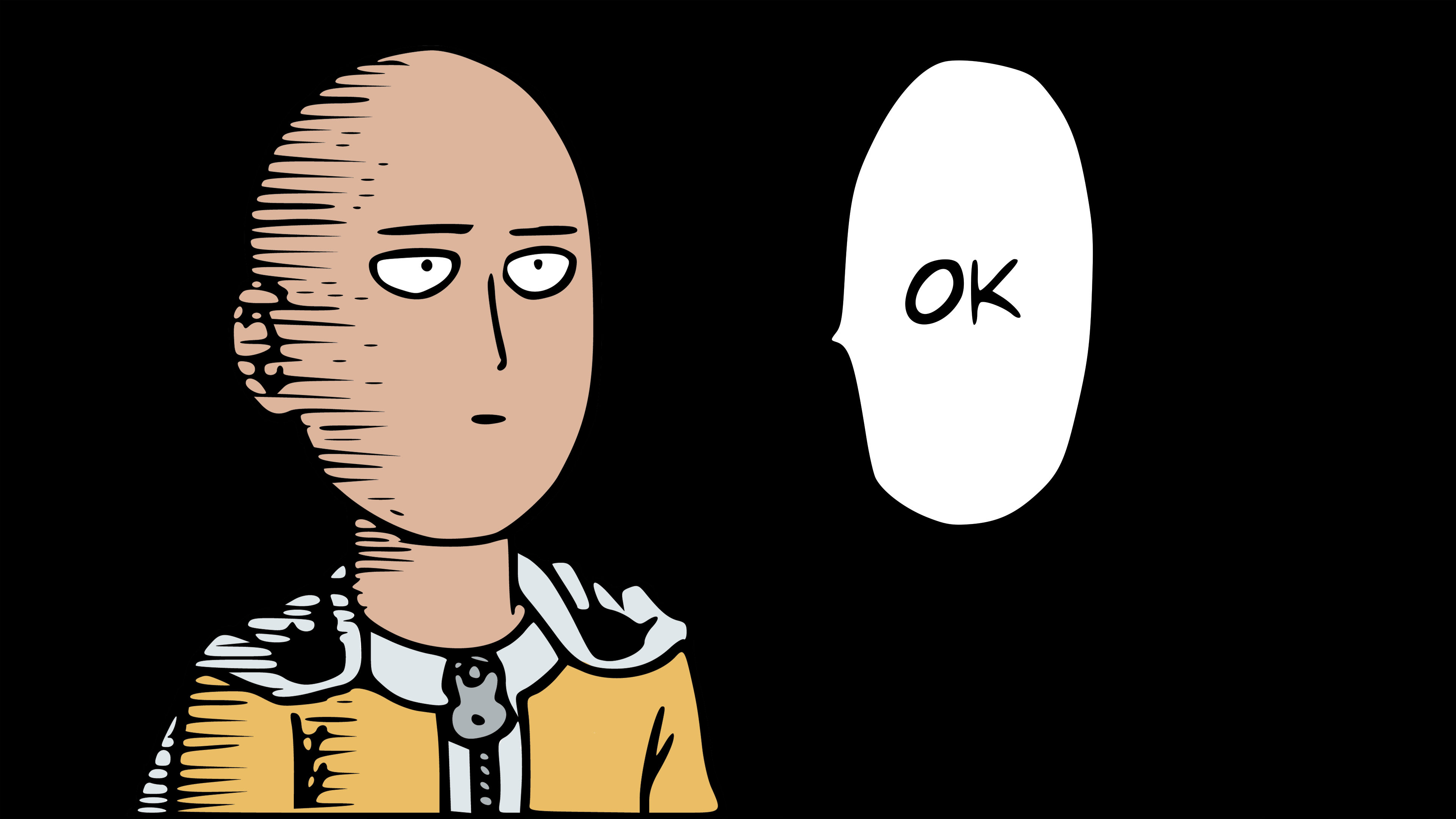 Wallpaper One Punch Man