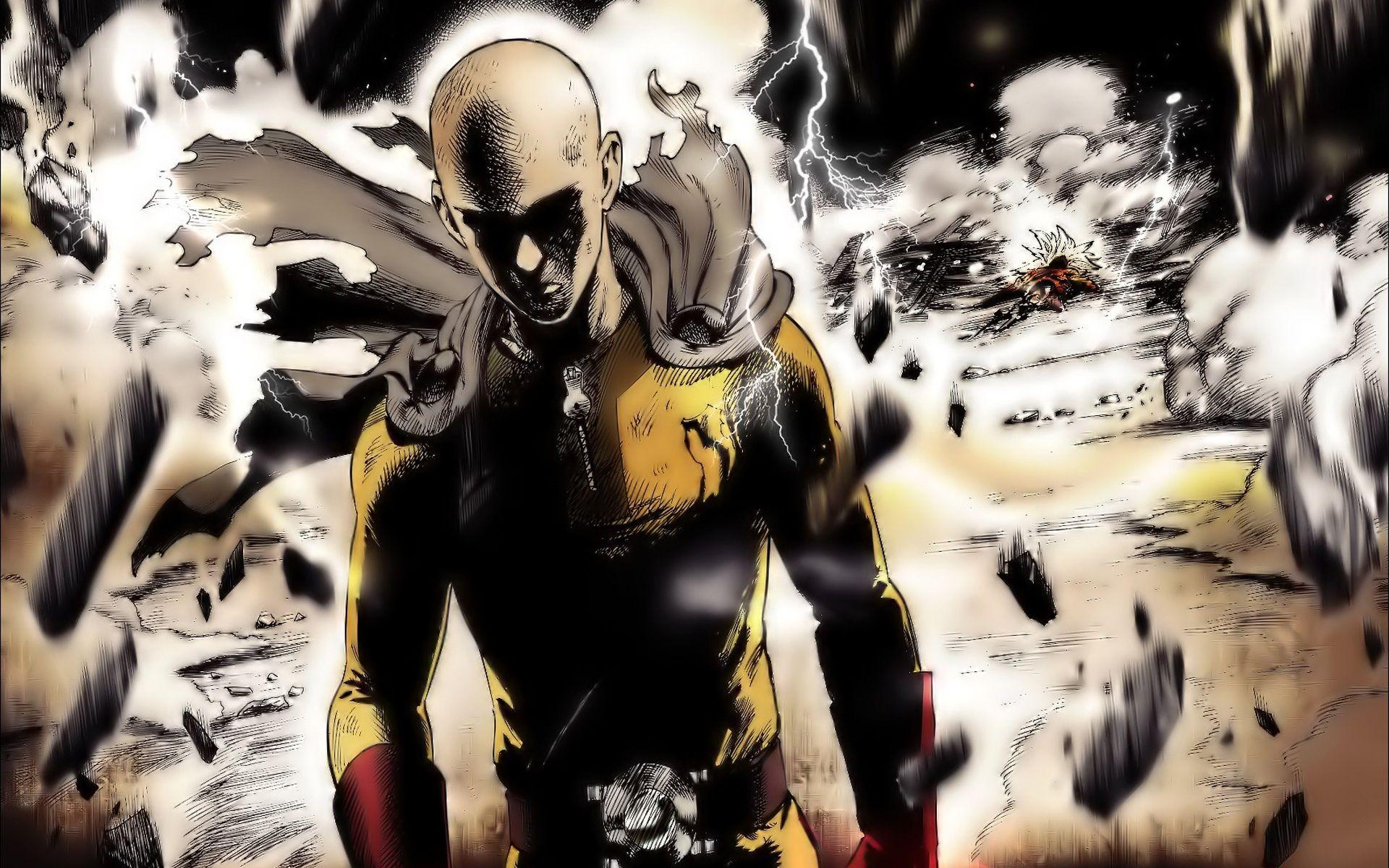 One Punch Man Images
