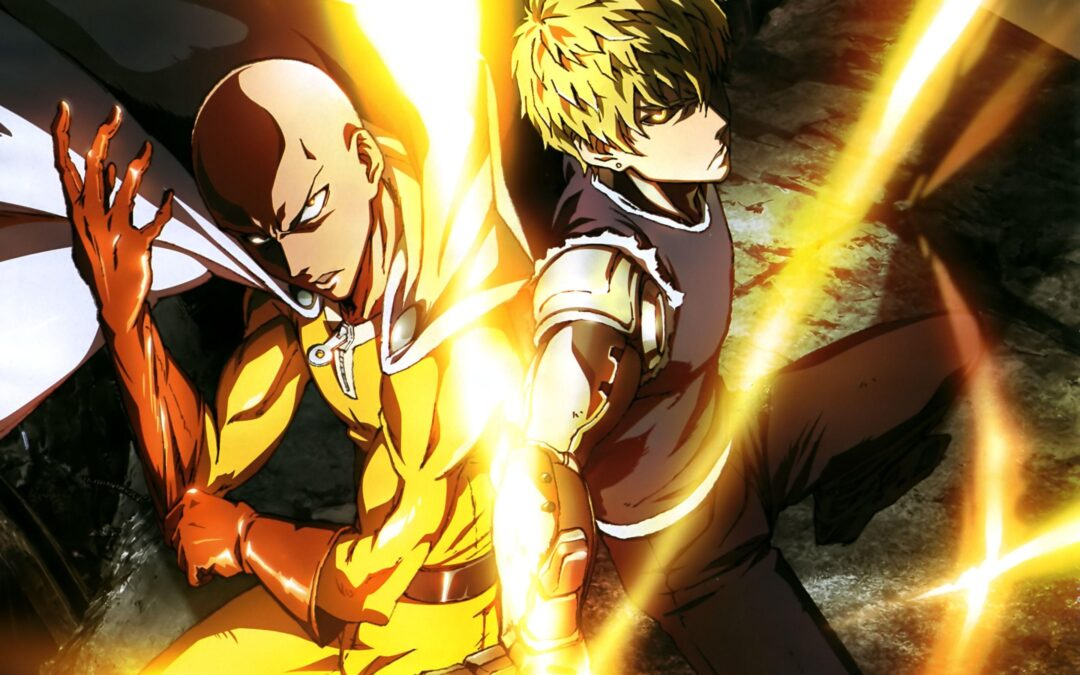 One Punch Man Wallpaper for iPhone and Android