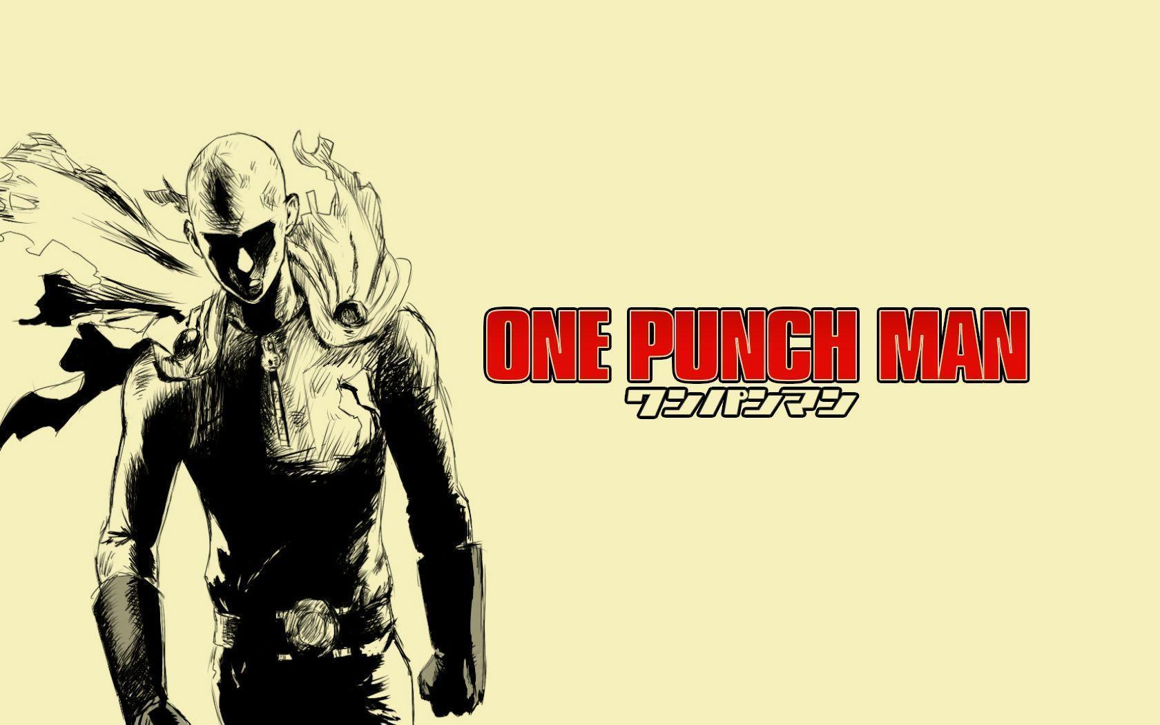 One Punch Man Photos