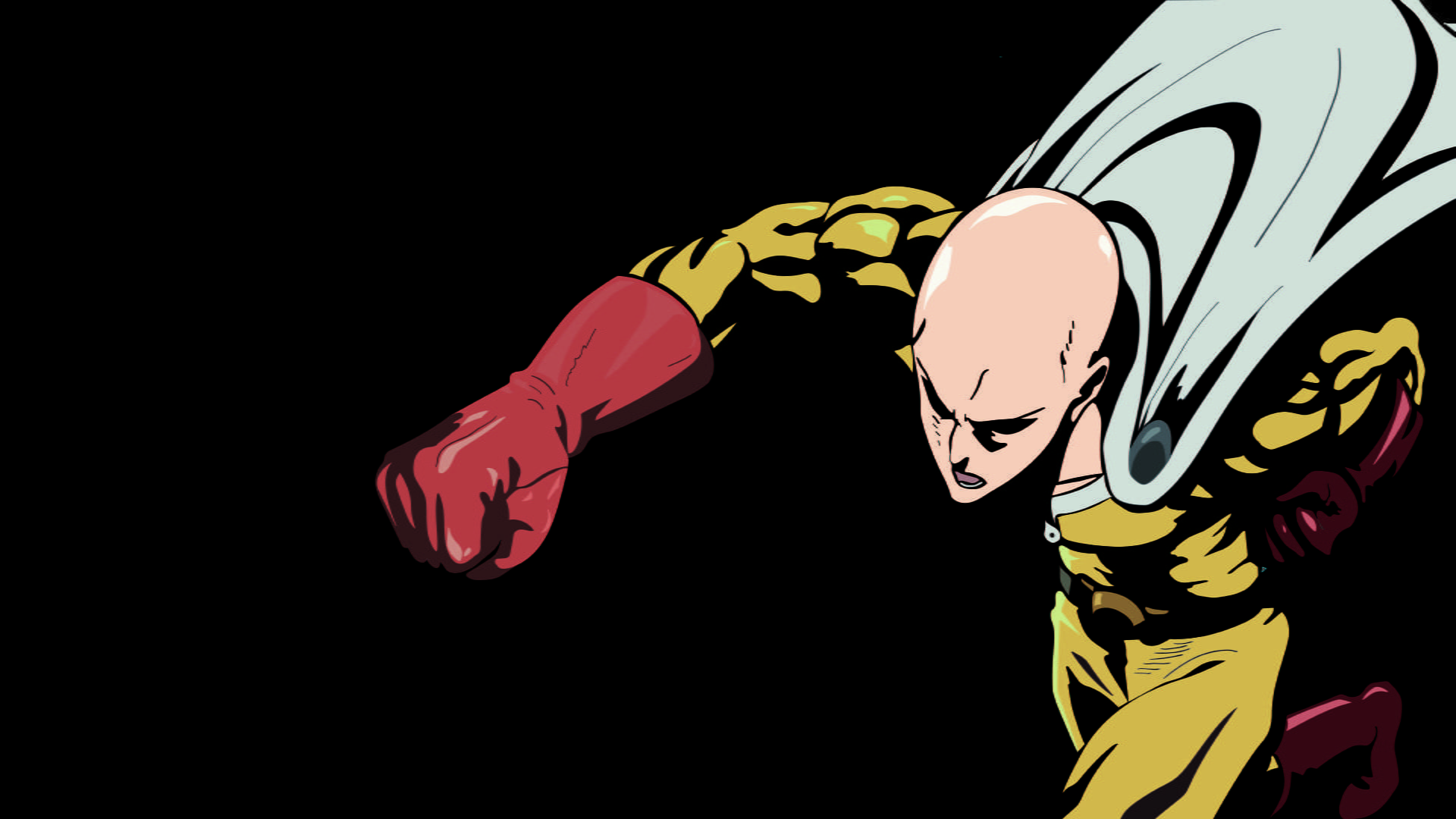 one punch man wallpaper android