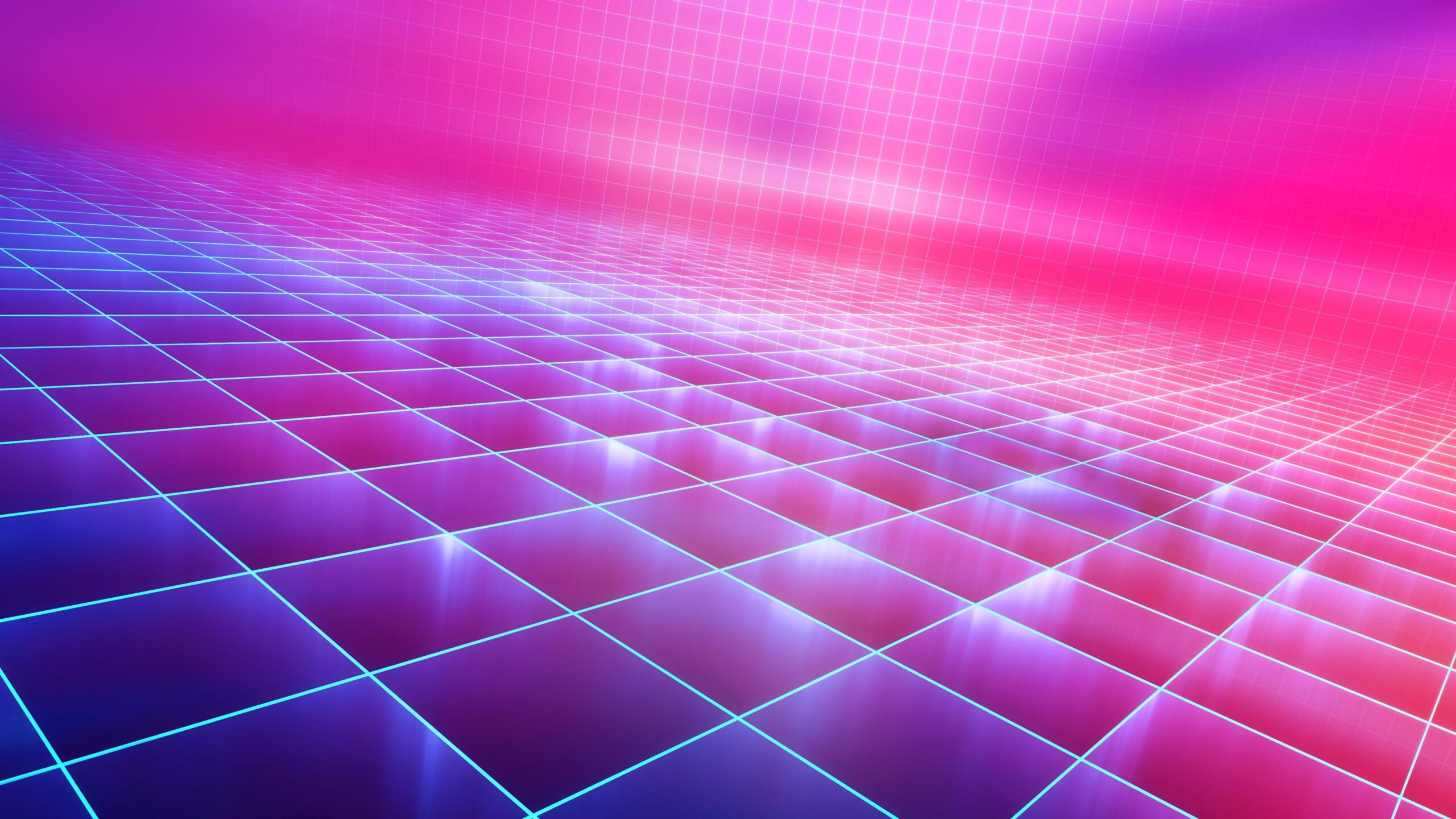 synthwave wallpaper 1366x768