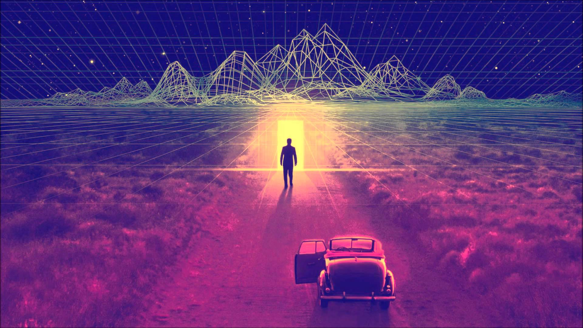 Synthwave Images