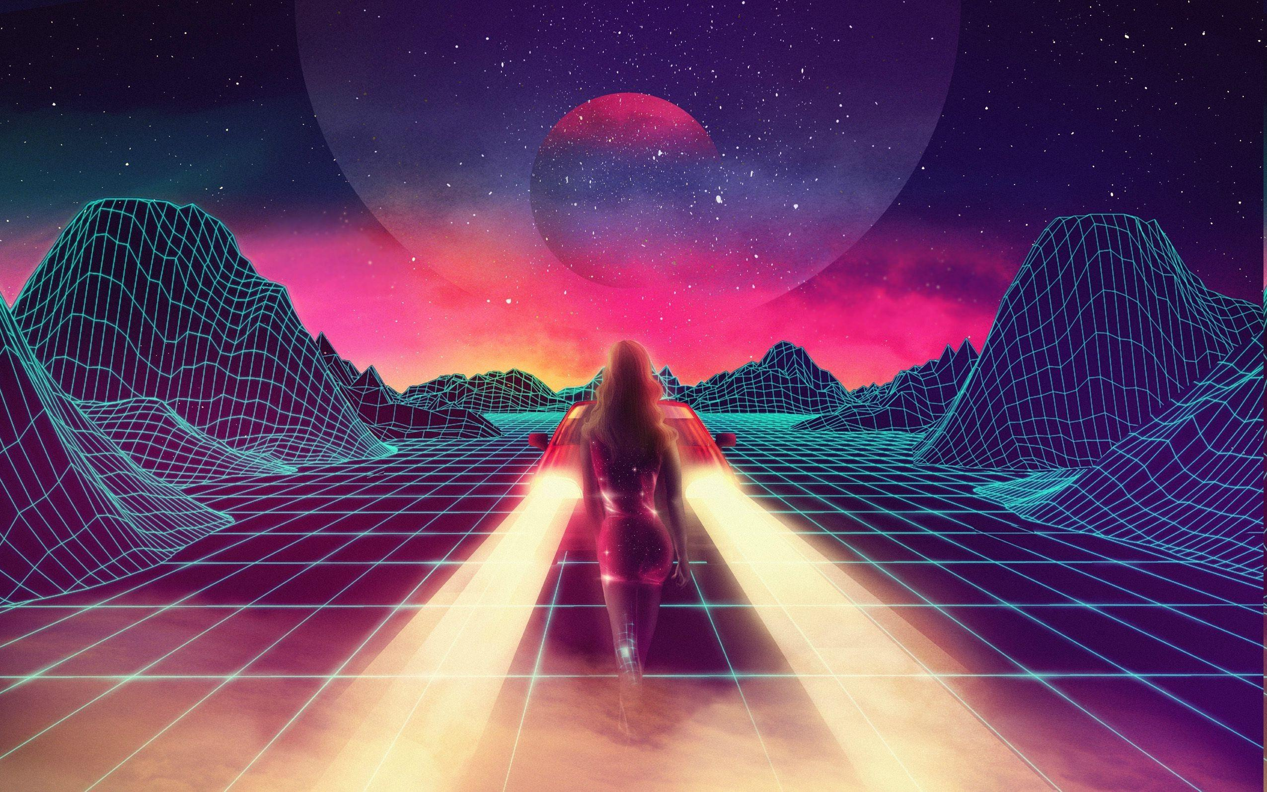 Synthwave Pictures