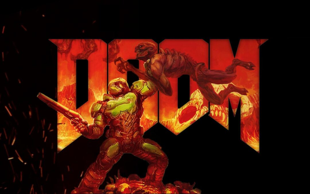 Doom Wallpaper 4K for iPhone and Android