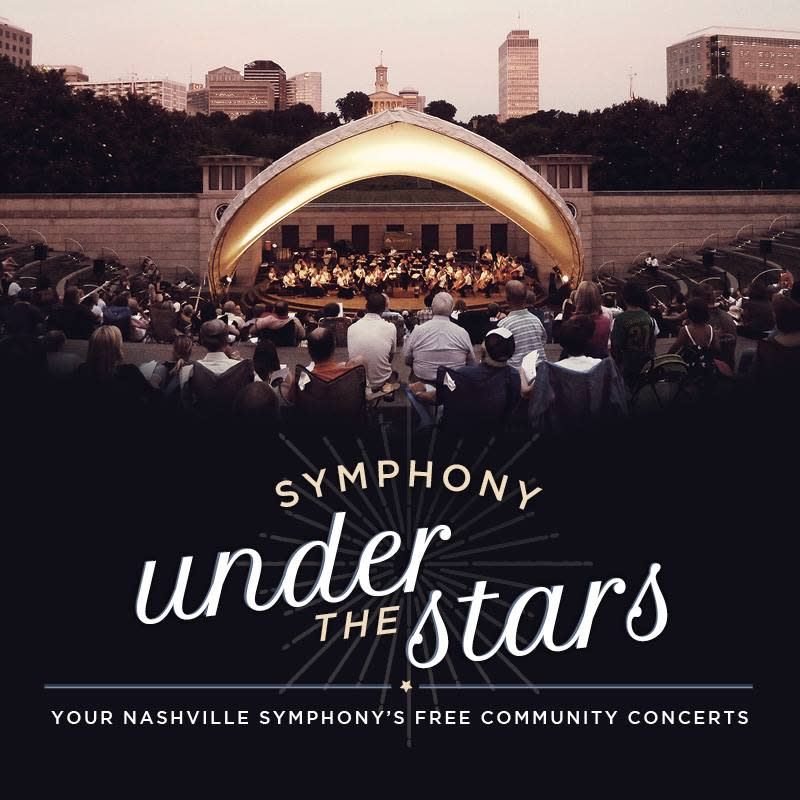 Enjoy a Symphony Under the Stars